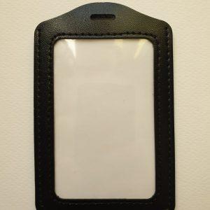 Черен вертикален панел за карта