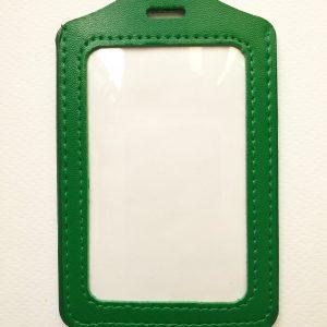 Зелен вертикален панел за карта